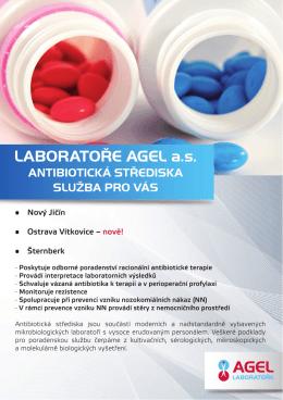 Antibiotická střediska