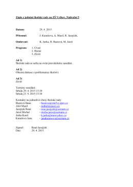Zapis z jednani skolske rady_20150429