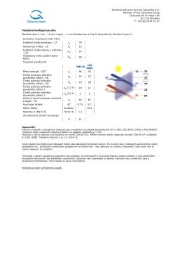 Planibel clear 4 mm - 16 mm Argon - 4 mm Planibel low