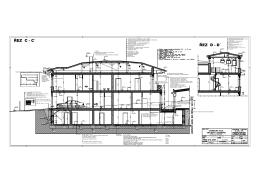 Zámecká vila-rez - Stavební CAD Projekt