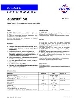 Gleitmo 602