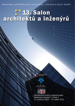 13. Salon architektů a inženýrů