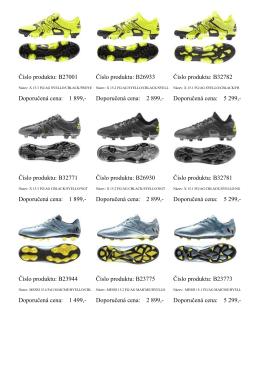 Číslo produktu - Fotbalovametodika.cz