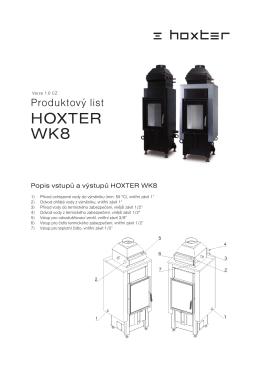 HOXTER WK8