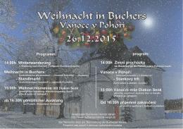 Weihnacht in Buchers