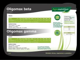 Oligomax beta Oligomax gamma