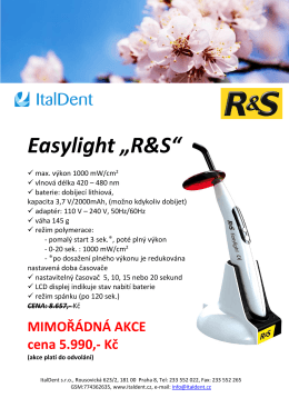 "Easylight ""R&S"""