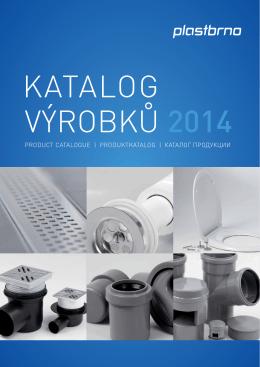 Plast Brno Katalog 2014