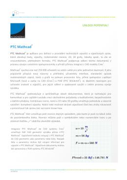 PTC Mathcad - Home - AV ENGINEERING, as