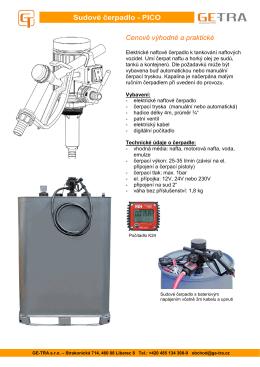 Sudová čerpadla[ pdf, 326 kB ] - GE