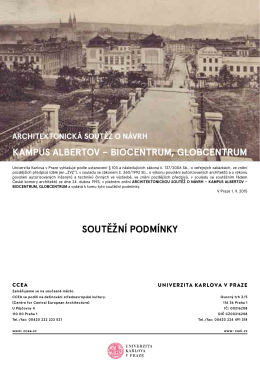 KAmPUs AlbErTOv – bIOCEnTrUm, GlObCEnTrUm