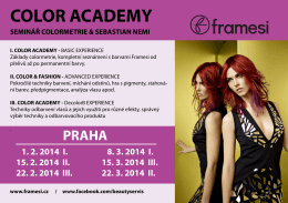 iii. color academy