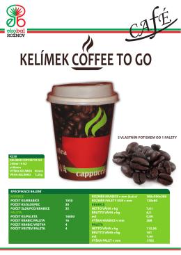 kelímek coffee to go k250 prospekt ke stažení