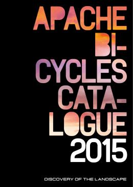 katalog APACHE 2015