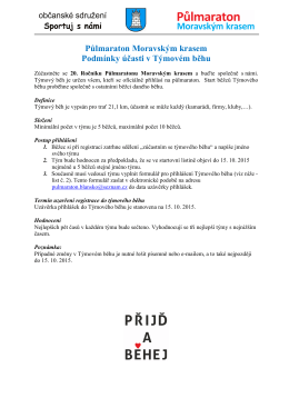 2015 tymovy beh PMK_Parma