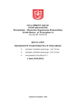Regulamin_Lidzbark - osir.lidzbarkwarminski.pl