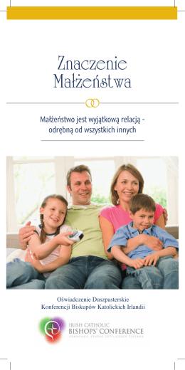 Znaczenie Małżeństwa - Meaning of Marriage