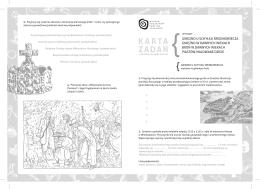 KARTA ZADAŃ {WYSTAWY - Wróć do strony edukacja.mppp.pl