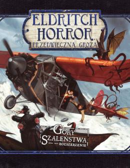Eldritch Horror: Góry Szaleństwa - Instrukcja