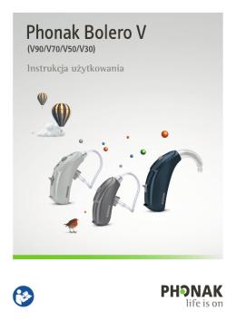 Instrukcja użytkowania (V90/V70/V50/V30)