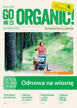 Odnowa na wiosnę - Organic Farma Zdrowia