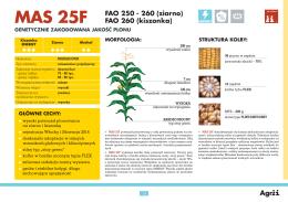 MAS 25F