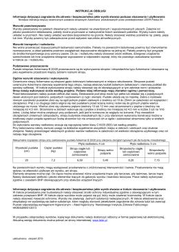 STROP ACKERMANAinstrukcja obsługi, 2015-08-26