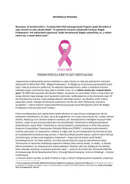 Boskie Matki – pobierz - Wielkopolska Onkologia