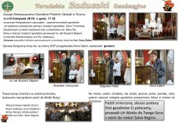 więcej... - Stowarzyszenie Geodetów Polskich Oddział w Toruniu