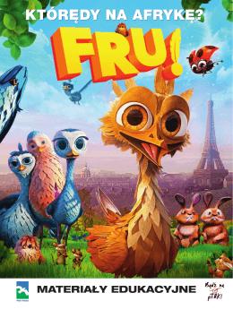 FRU! - folder edukacyjny