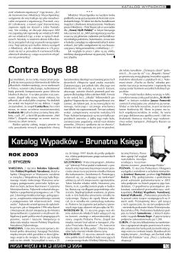 Contra Boys 88 JP