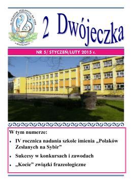 Ściągnij i przeczytaj - Gimnazjum Samorządowe nr 2 w Bolesławcu