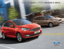Nowy Ford C-Max, Ford Grand C
