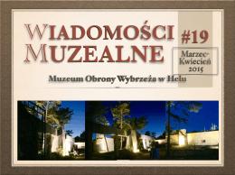 WM-19 - Muzeum Obrony Wybrzeża