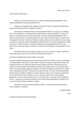 List Józefa Ulmy