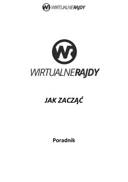 Poradnik - WirtualneRajdy.pl