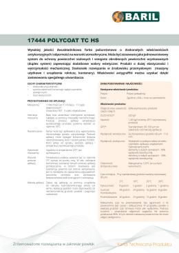 17444 POLYCOAT TC HS