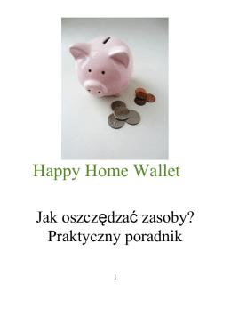 Przewodnik - HAPPY HOME WALLET!