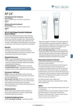 AP-24® - Nu Skin