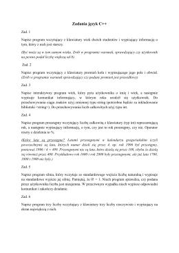 30 zadań do zrobienia (październik 2013)