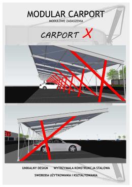 modular carport x