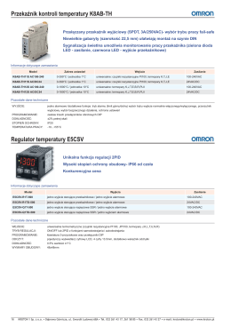 05. Regulatory Omron