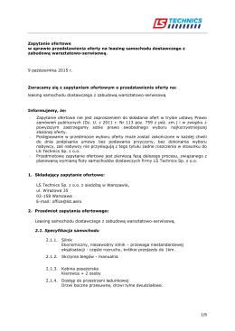 Zapytanie ofertowe w wersji pdf
