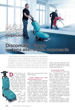 Discomatic Tango