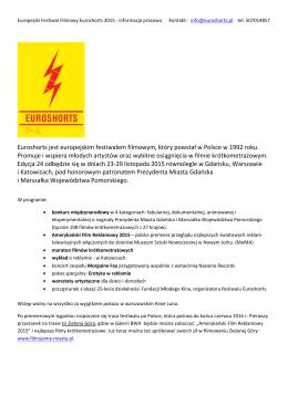 Euroshorts_2015_informacja_prasowa