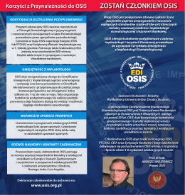 Korzyści z Przynależności do OSIS - Ogólnopolskie Stowarzyszenie
