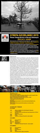 Szczeliniec program / PDF - Jeleniogórska Strefa Fotografii