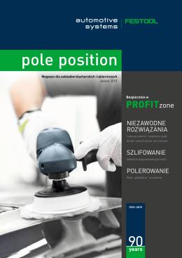 Broszura pole position