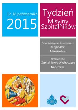 Tydzień Misyjny Szpitalników2015
