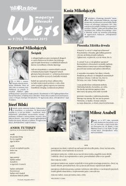 Wrzesień  - Stowarzyszenie Nasz Dom